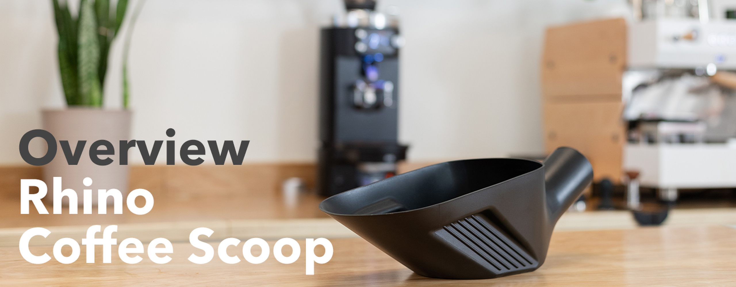 Rhino Coffee Scoop