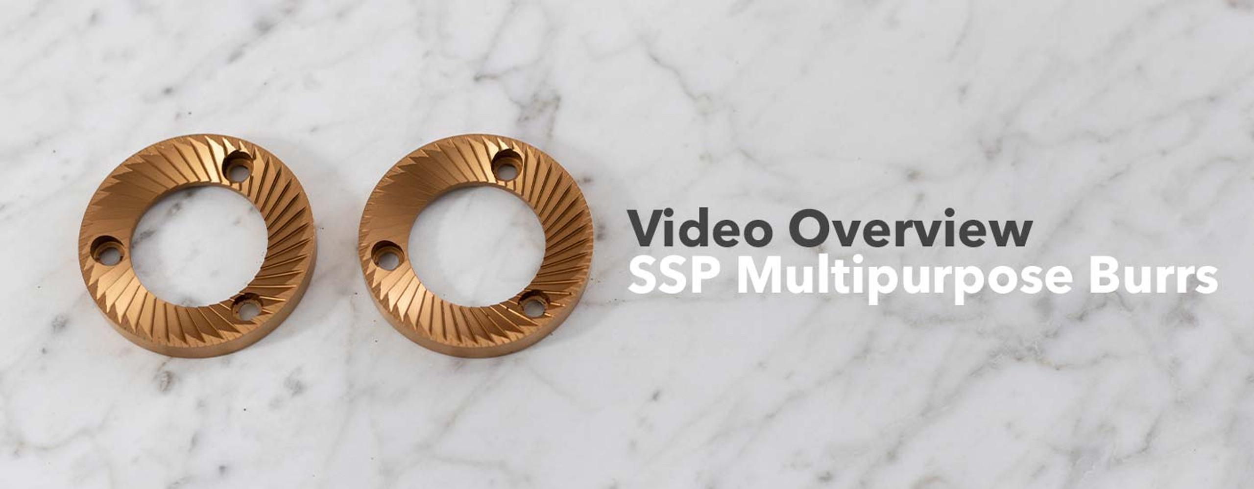 SSP Multipurpose Burrs