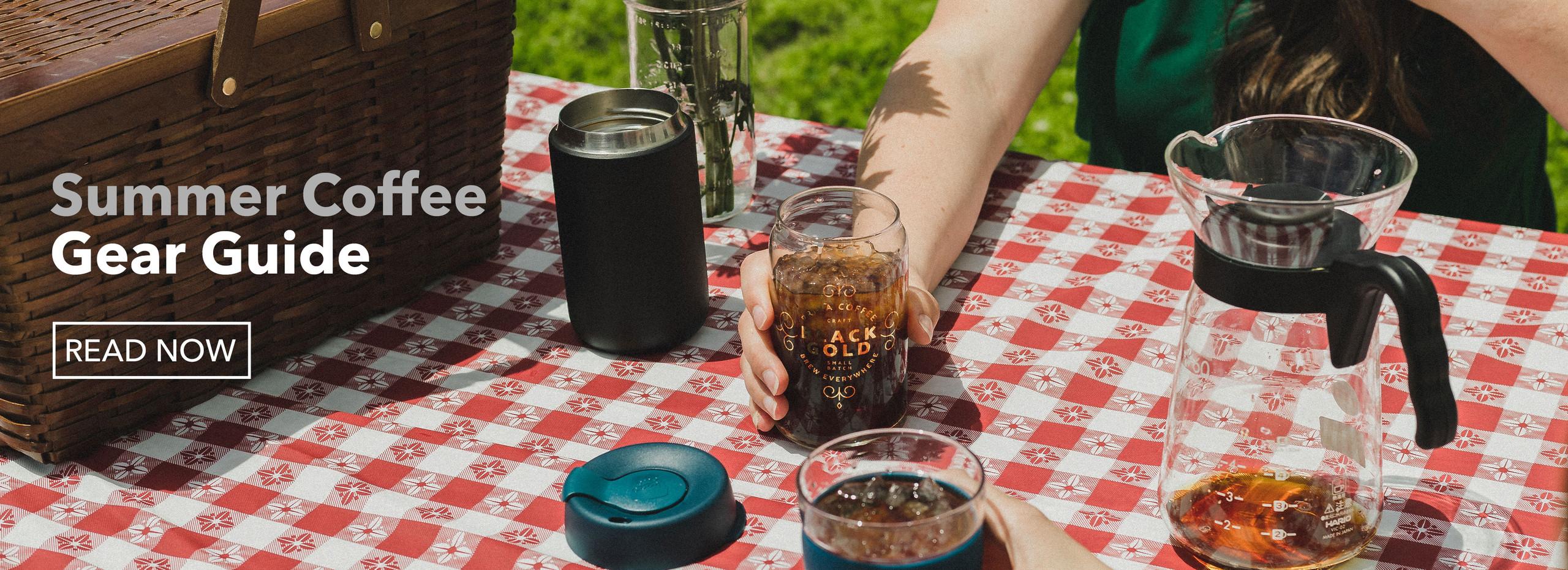 Summer Coffee Gear Guide