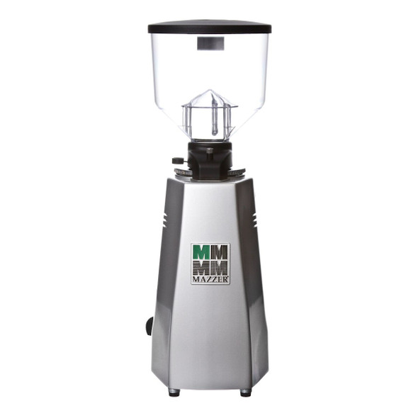 Silver Mazzer Major Timer Doser Back