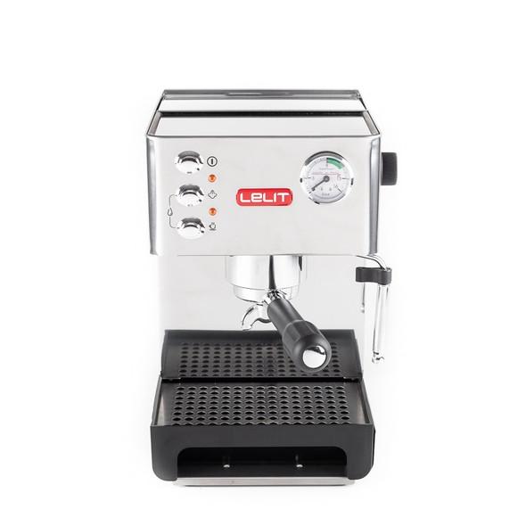 Lelit Anna espresso machine against a white background