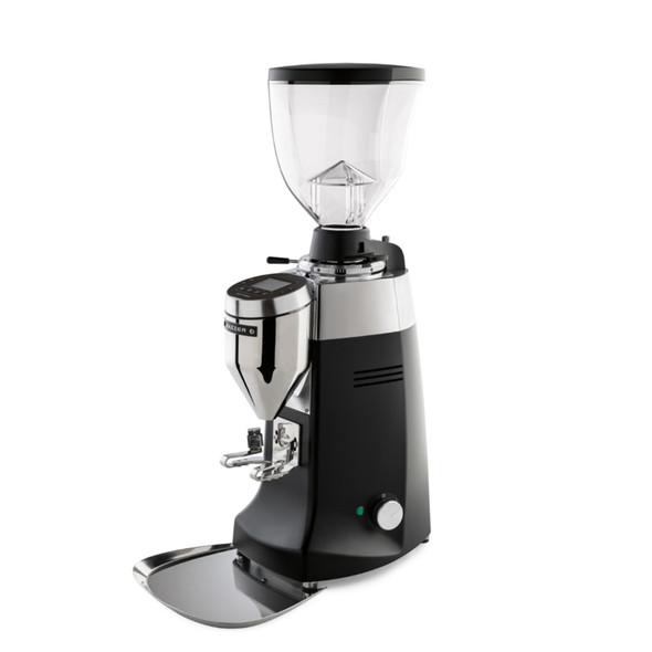 Black Mazzer Robur against a white background