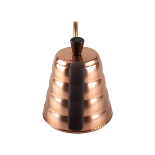 Buono Copper Kettle - back handle