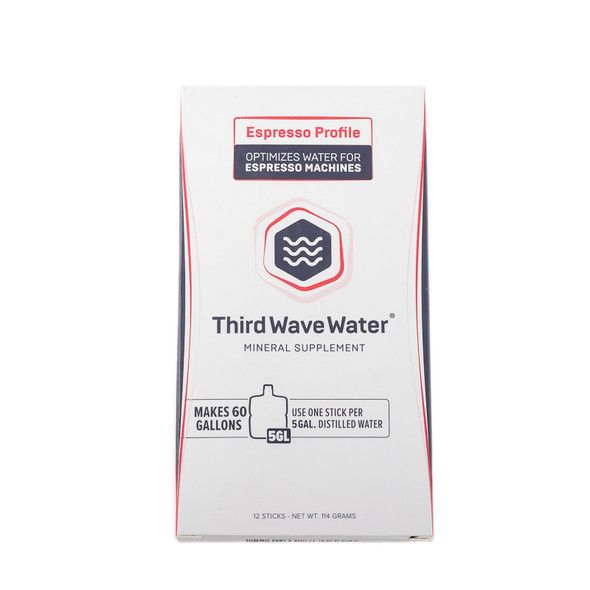 Third Wave Water Espresso Formula 12 Dose Box