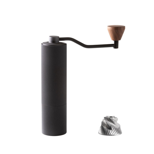 Slim Plus hand grinder with E&B center burr