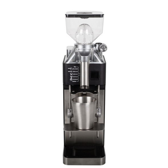 HeyCafe H1 Coffee Grinder Front View