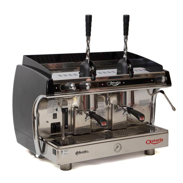 2 group Astoria Gloria A L Lever Espresso Machine