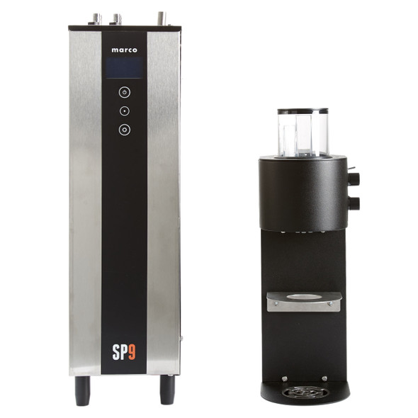 Black Marco SP9 Coffee Brewer Brew Head and Boiler - 1000832US