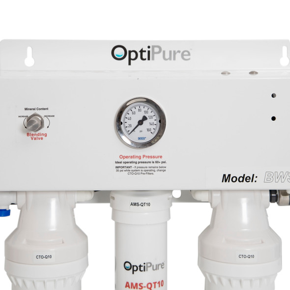Optipure BWS100-Reverse Osmosis Systems