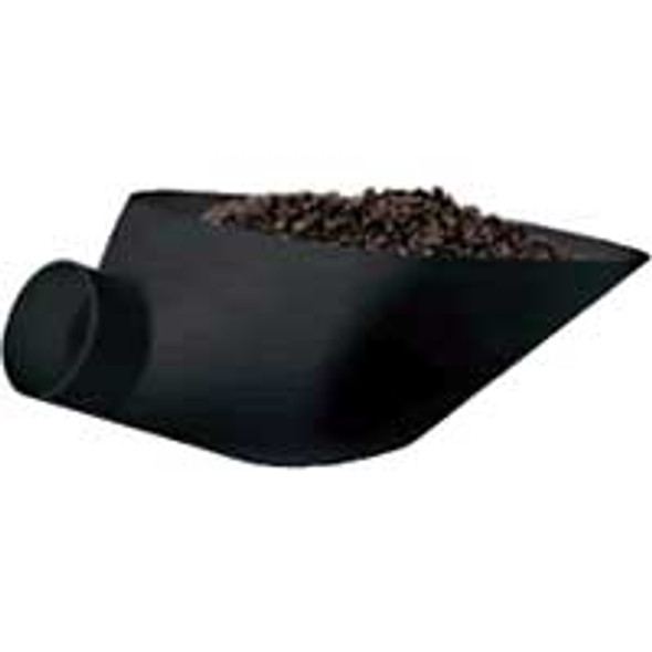 Espresso Supply Rattleware Kilo Bean Scale Scoop, Black - 22771
