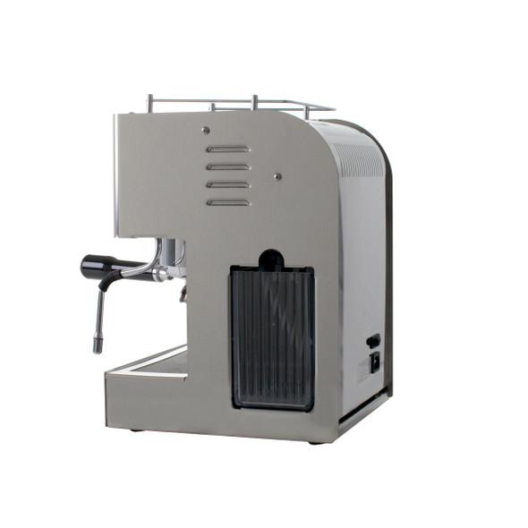 Quickmill Silvano Evo Machine Side