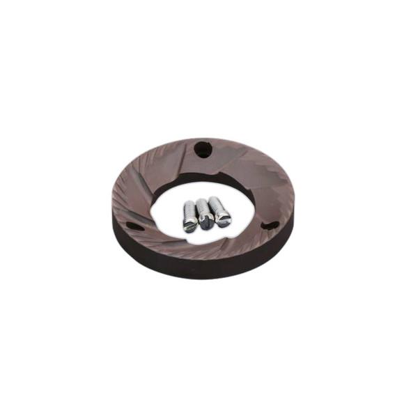 Single ceramic burr with installation screws for Baratza Vario and Forte