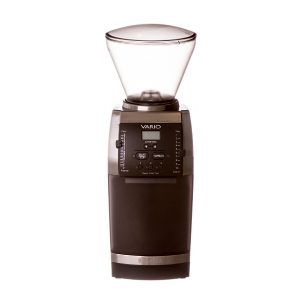 Baratza Vario 886 Flat Burr Coffee Grinder Front View