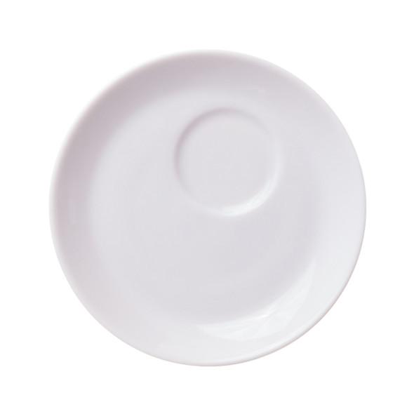 italian porcelain espresso saucer