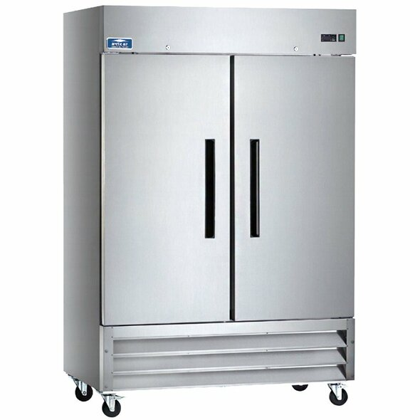 Arctic Air AR49 2 Door Reach-In Refrigerator