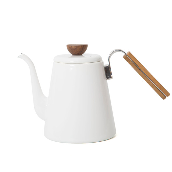 Hario Bona Enamel Pouring Kettle 800 mL