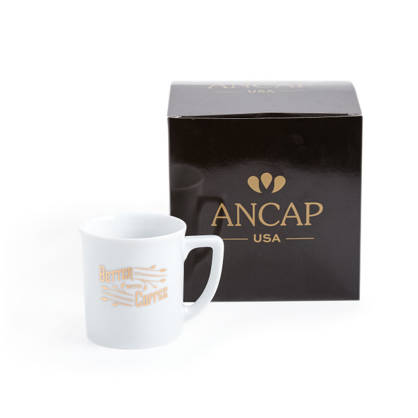Better with Coffee Ancap Mug Gift Set, Prima Coffee