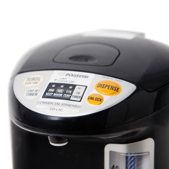 Zojirushi Commercial Boiler & Warmer Controls