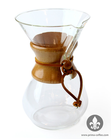 USED - EXCELLENT | Chemex Classic 6 Cup Coffee Maker CM-6A