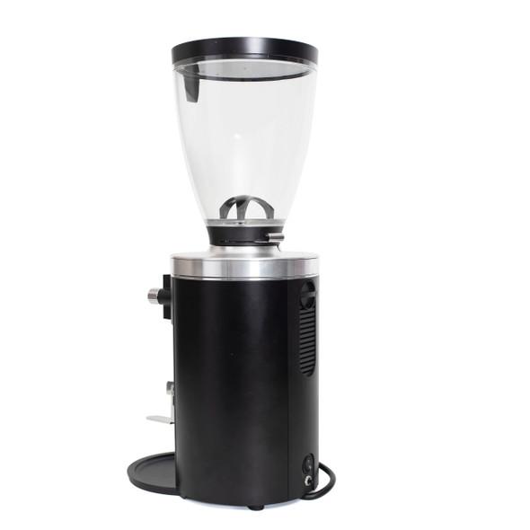 Mahlkönig E65 espresso grinder back view