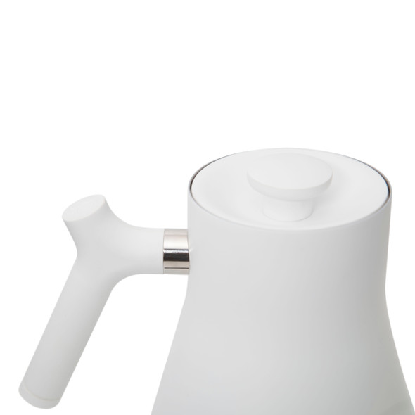 Fellow Stagg EKG Variable Temperature Pouring Kettle, White