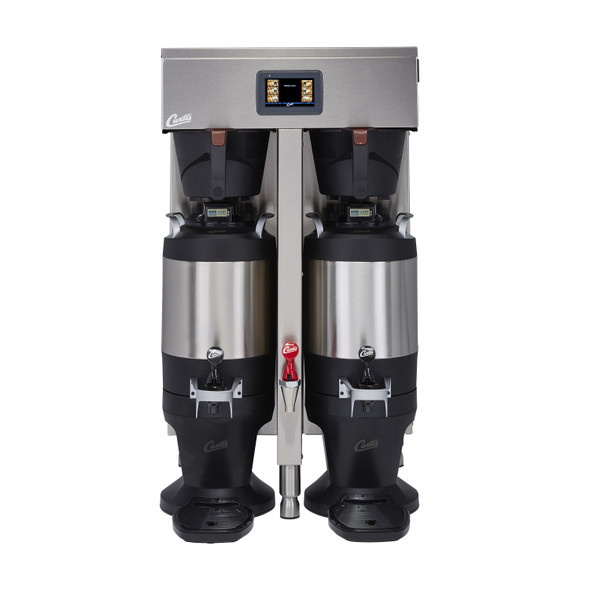 Updated Curtis G4 ThermoPro 1.5 Gallon Twin Coffee Brewer