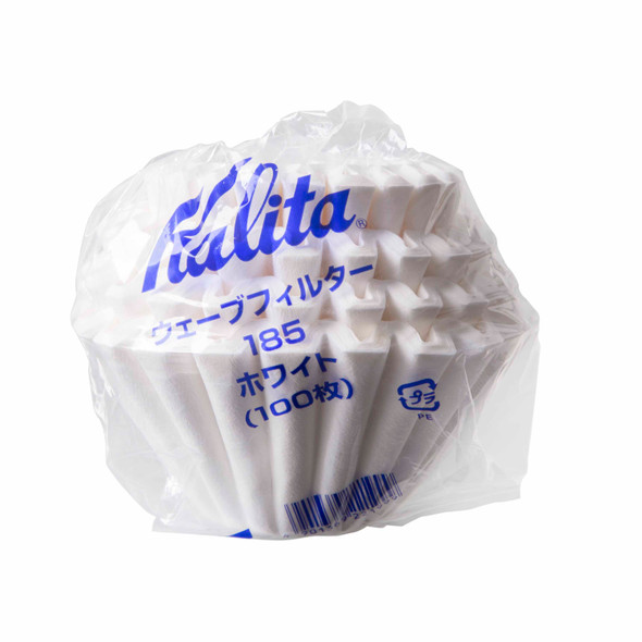 Kalita Wave Paper Filters Pack Size 185