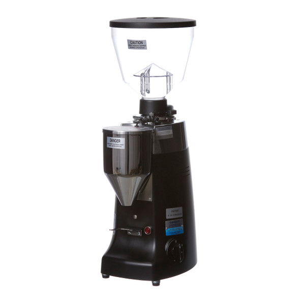 Electronic Conical Burr Espresso Grinder Black