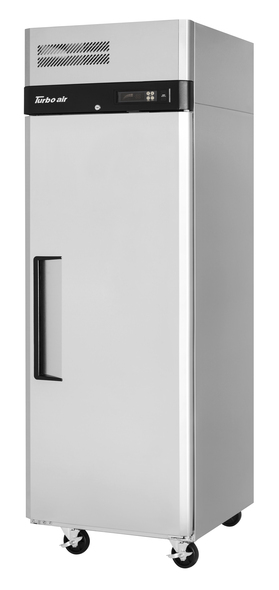 Turbo Air M3R24-1-N - 21.6 Cu. Ft Solid Door Refrigerator