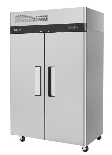 Turbo Air M3R47-2-N - 42.3 Cu. Ft. Solid Door Refrigerator