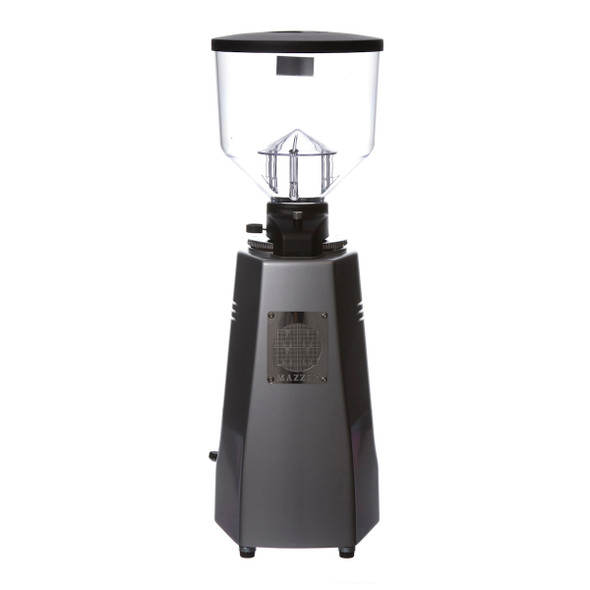 Mazzer Major Electronic Espresso Grinder Back