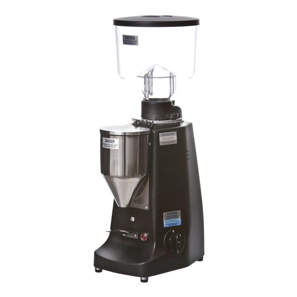 Mazzer Major Electronic Espresso Grinder Black