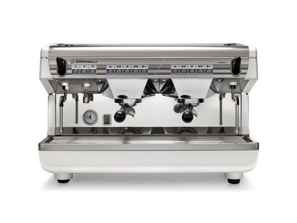 Nuova Simonelli Appia II Volumetric Automatic 2 Group Espresso Coffee Machine