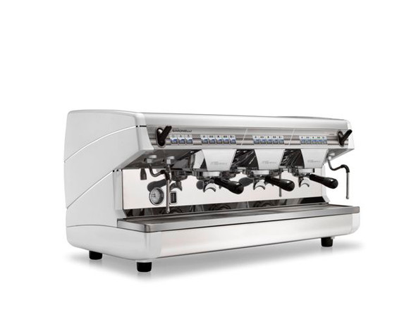 Nuova Simonelli Appia II Volumetric Automatic 3 Group Espresso Coffee Machine