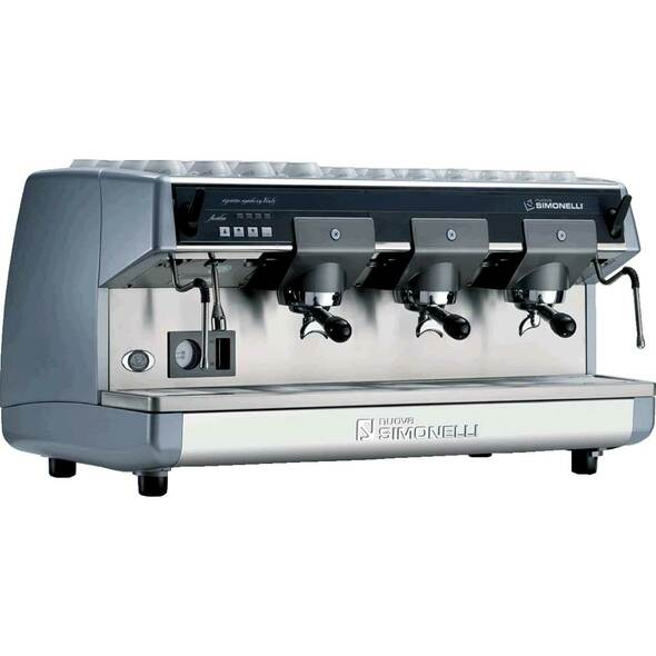 Nuova Simonelli Aurelia II Semi-Automatic 3 Group Espresso Coffee Machine