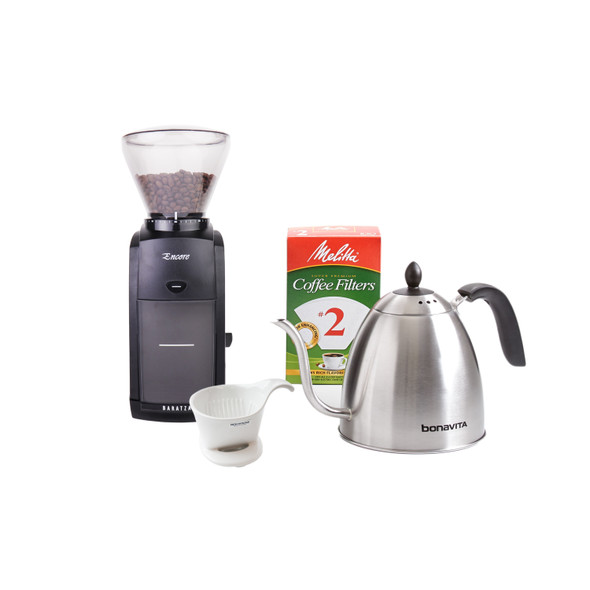 New to Coffee Bundle