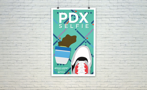 PDX Coffee Cities Poster
