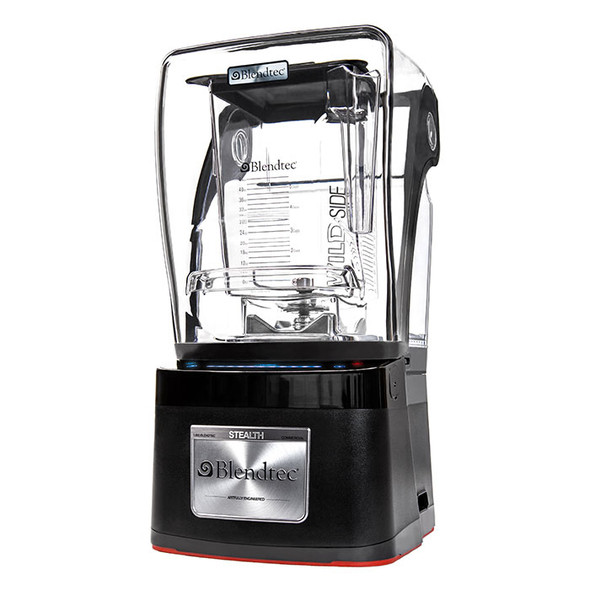 USED - EXCELLENT | Blendtec Stealth 875 Ultra-Quiet Countertop Blender