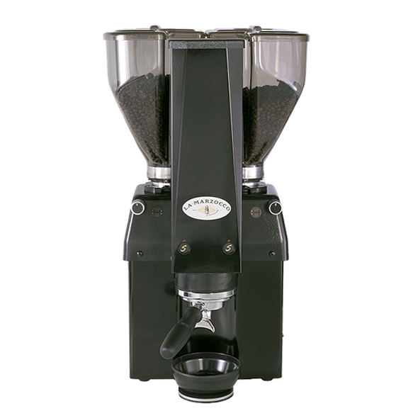 La Marzocco Swift Espresso Flat Burr Coffee Grinder front