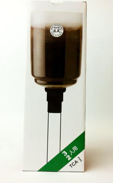 siphon top part for TCA-3D