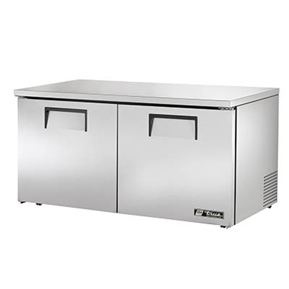 True TUC-60-LP-HC - 60-Inch Low-Profile Hydrocarbon Undercounter Refrigerator