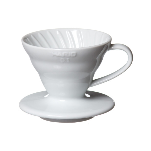 White ceramic V60 01