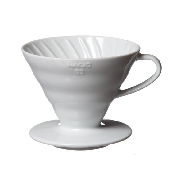 White ceramic V60 02