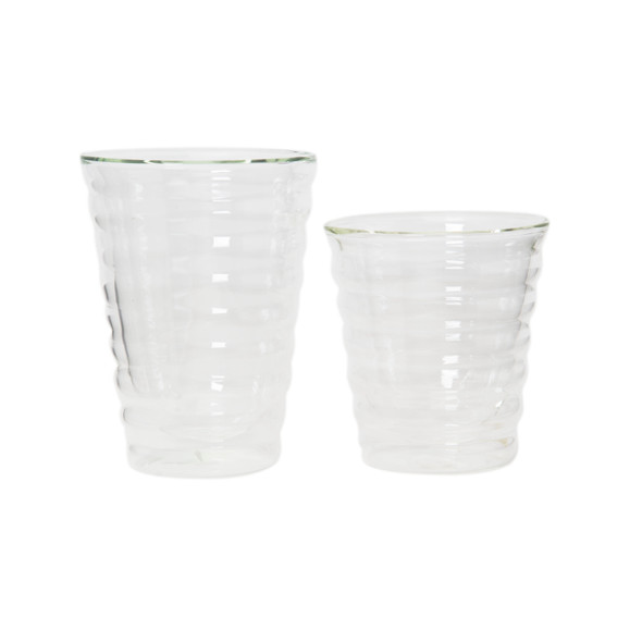 Hario V60 Double-Walled Coffee Glass