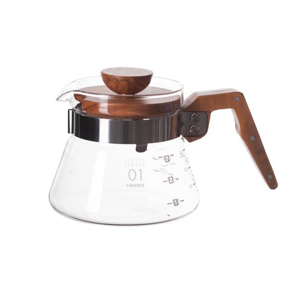 Hario 400 mL Olivewood Coffee Server