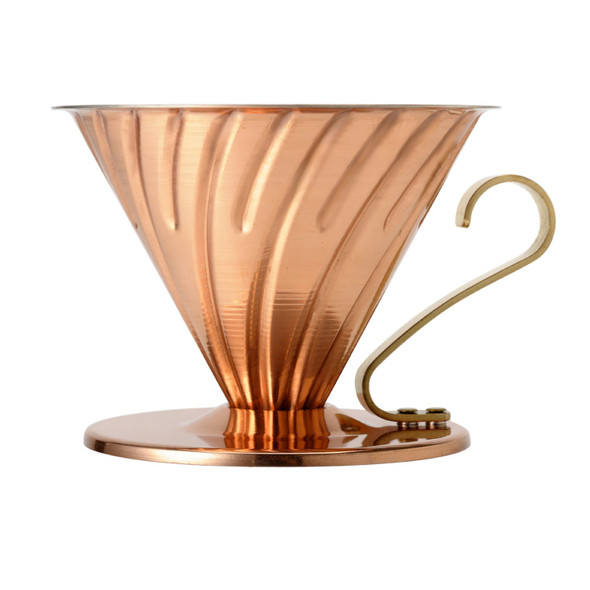 Hario Copper V60 Dripper Size 02