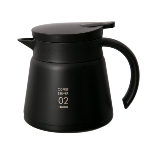 Hario VHS-60 600ml Thermal Carafe (Black)