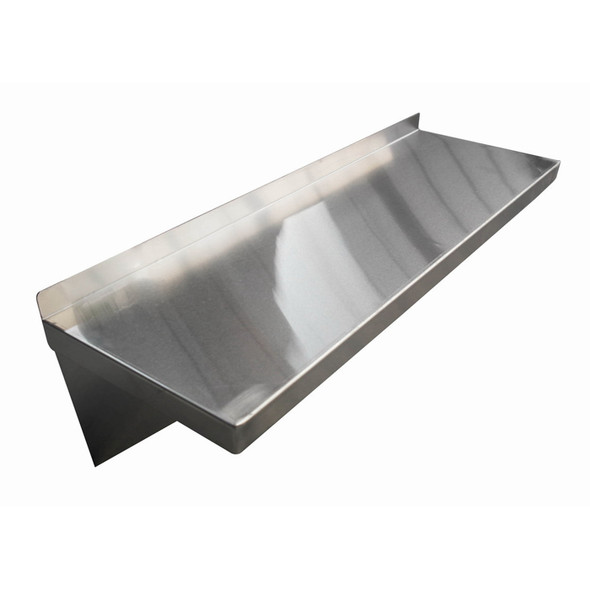 Atlantic Metalworks Stainless Steel Wall Shelf