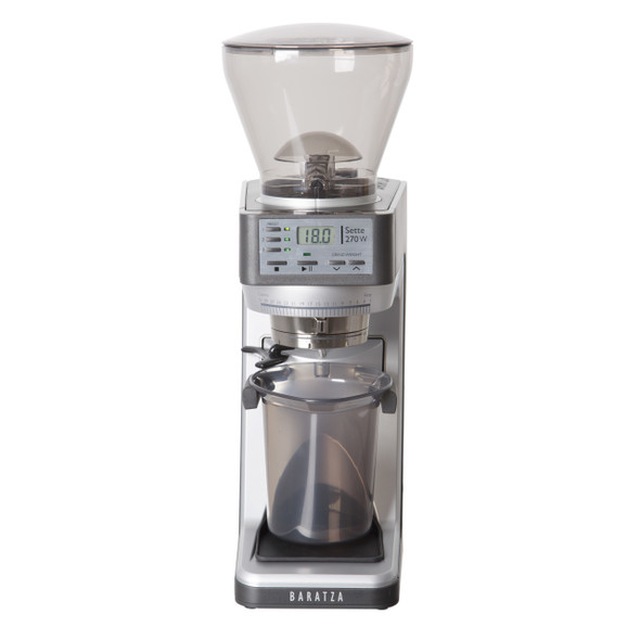 Baratza Sette 270w Used Coffee and Espresso Grinder Front View