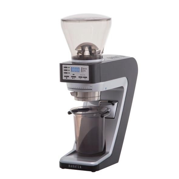Baratza Sette 270 Conical Burr Coffee and Espresso Grinder Side
